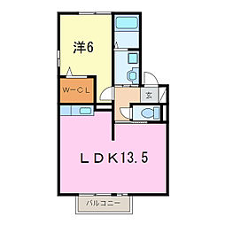 福地駅 5.7万円