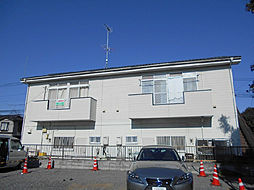 長野アパート[202号室]の外観