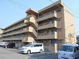 秋山ハイツ上辺見[4階]の外観