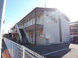 エスポワール羽島[2階]の外観