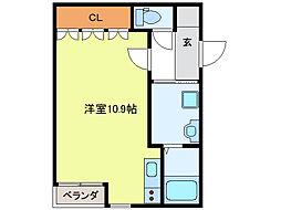 さくら square[2階]の間取り