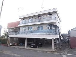 吉田アパートD[2階]の外観