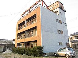 島田マンション[3階]の外観