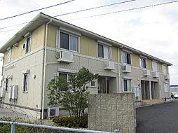 グランモア那賀川A棟[2階]の外観