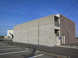 プレジデント那賀川[1階]の外観
