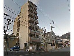 シティガーデン富田[4階]の外観