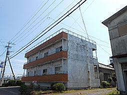 コーポラス西の京[2階]の外観