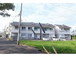 パークハウス新栄II[1階]の外観