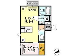 南高田駅 5.4万円