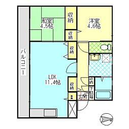 南高田駅 3.9万円