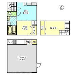 高田駅 8.5万円