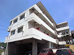 コーポマルセン[4階]の外観