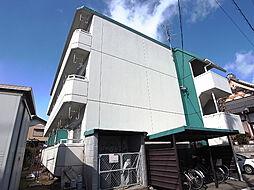森田ハイツ[2階]の外観
