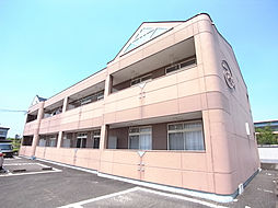 ヴィーブルTASHIRO[1階]の外観
