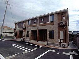 サニーホームIII B[1階]の外観