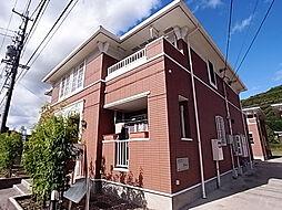 ドリーム三田[A201号室]の外観