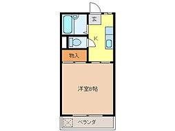 夢ハウス386 A[1階]の間取り
