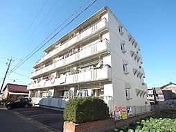 コーポヤジマ[4階]の外観