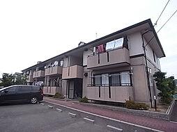 ハイカムールSUWA[1階]の外観