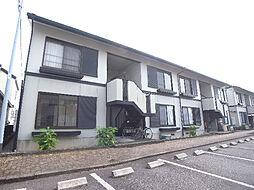 リバーサイドSUWA A[1階]の外観