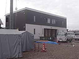 萱場K様新築アパートB棟[2階]の外観