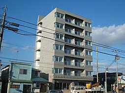 北海道函館市宇賀浦町の賃貸マンションの外観