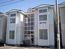 北海道函館市千歳町の賃貸アパートの外観