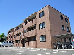 北海道函館市本通2丁目の賃貸マンションの外観