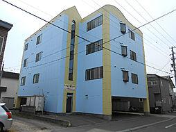 北海道函館市千代台町の賃貸アパートの外観