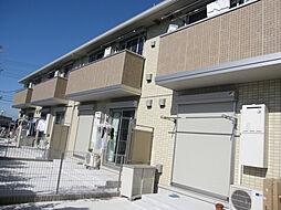 JR内房線 長浦駅 バス5分 蔵波台下車 徒歩3分の賃貸アパート
