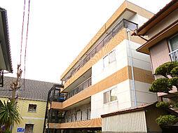 クレブランドマンション2[4階]の外観
