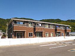 ワンピースII[2階]の外観