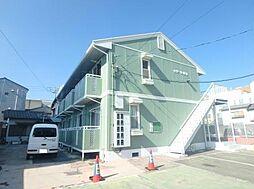 セザール昭和[1階]の外観