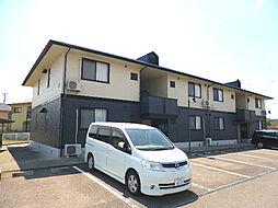 フローラリア田中B[2階]の外観