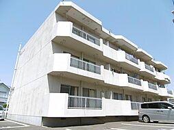 浜田コーポ西須賀[1階]の外観