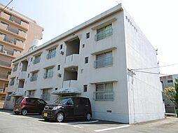 浜田コーポ西須賀[2階]の外観