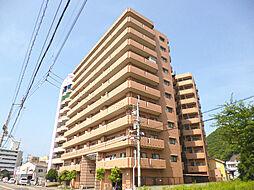 ライオンズマンション徳島富田橋[4階]の外観