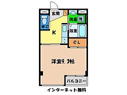 キアーズII[2階]の間取り