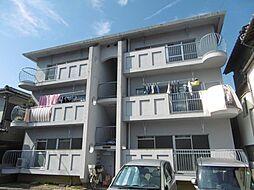豊川コーポ[1階]の外観