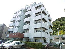 伊賀町グリーンコーポ[2階]の外観
