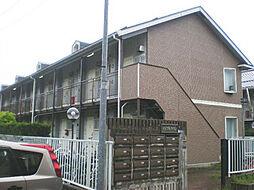 メイプルタウン[1階]の外観