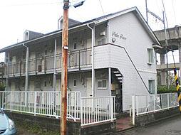 パームタウン[1階]の外観
