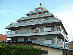 長平閣[3階]の外観