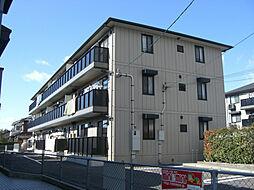 ロイヤルガーデン北屋敷II[2階]の外観