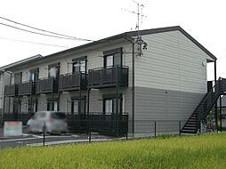 サン・friendsF岩崎[1階]の外観