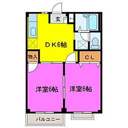桜木駅 3.2万円