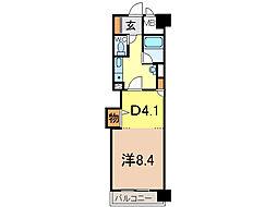 朝日プラザ旭川5条通[3階]の間取り
