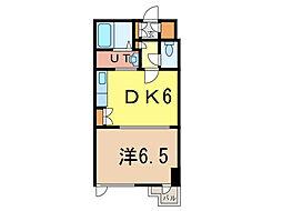 グリーンヒル3条[8階]の間取り