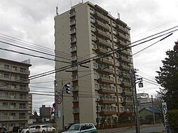 旭川グランドハイツ[7階]の外観