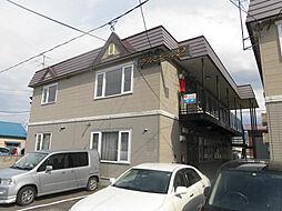 ラ・ルミエールII[1階]の外観